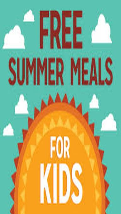 Free Summer Breakfast and Lunch at Lyncourt School